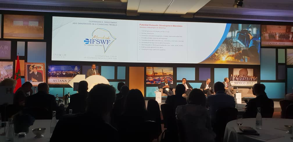 International Forum for Sovereign Wealth Funds (IFSWF) 1